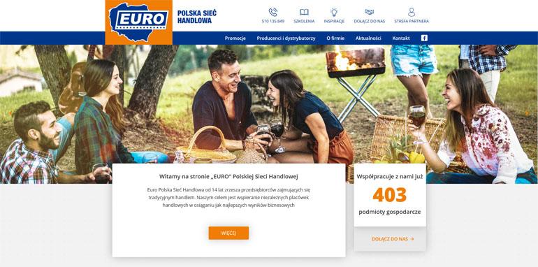 Euro PSH - Nowa strona