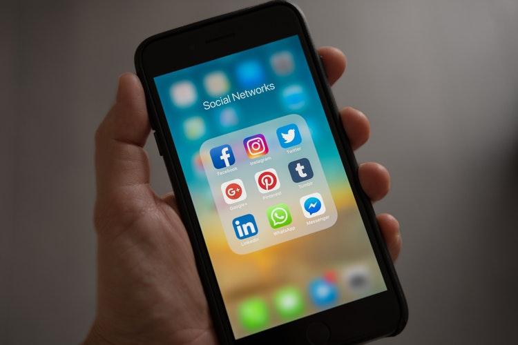 Media społecznościowe służą doreklamy witryny internetowej